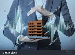 earthquakeresistant house design concept stock photo 511241587