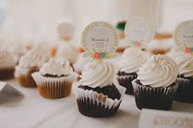 monogram cupcake toppers 20 creative wedding cupcake toppers mywedding
