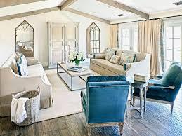 Living Room Armoire Beige And Blue Living Room Living Room Houseplants Drum Pendant
