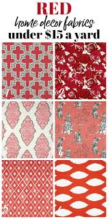 Pink Home Decor Fabric Cheap Home Decor Fabric By The Yard