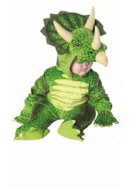 Halloween Dinosaur Costume Infant Toddler Triceratops Costume