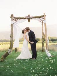 wedding arches made of branches a jersey hootenanny wedding tree branch arbor