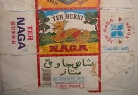 Teh Naga simple graphics teh naga