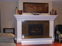 decorating fireplace mantels in modern way fireplace mantel