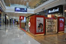 vodafone kiosk westfield london commercial pinterest kiosk