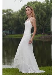 hem wedding dress simple halter wedding dresses gowns with high low hem