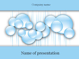 photo collection bubble powerpoint backgrounds template