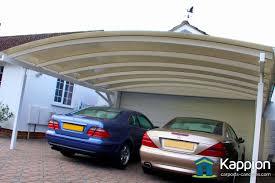 Car Carport Canopy Double Carport Canopy Installed In Salisbury Kappion Carports
