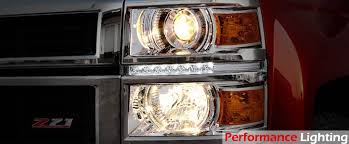 led lights for 2015 silverado 2014 2016 chevy silverado aftermarket hid led projector headlights