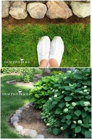 17 diy garden edging ideas that bring style and beauty to your