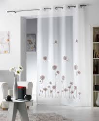 Chambre Prune Et Blanc by