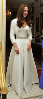 wedding day dresses kate middleton second dress on wedding day simplemost