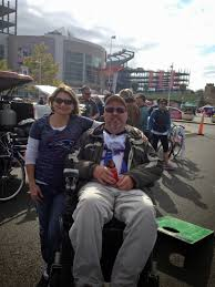 Gillette Stadium Floor Plan by Mitch Sturgeon U0027s Enjoying The Ride The View From My Wheelchair