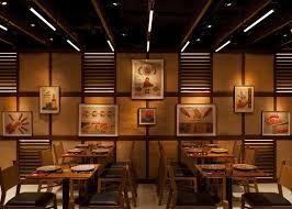 nc design u0026 architecture hides restaurant behind grocery stall