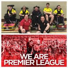 lexus teesside stockton on tees rmb bodyshop and middlesbrough powerchair football club rmb