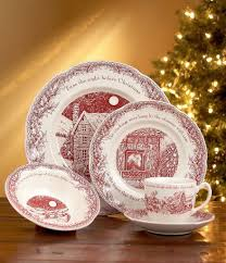johnson brothers twas the dinnerware collection dillards