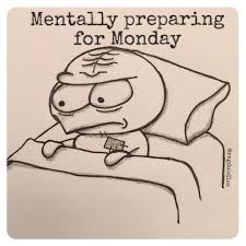 I Hate Mondays Meme - mondays