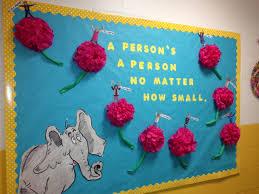horton dr seuss bulletin board preschool horton hears a who