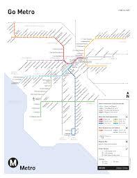 Dc Metro Rail Map Metro Map Los Angeles 2016 Afputra Com