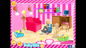 barbie room house decoration games house style pinterest