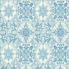 bathroom kitchen wallpaper style chatsworth mosaic tile blue white