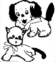 print u0026 download biscuit the dog coloring pages