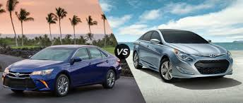 toyota camry hybrid vs hyundai sonata hybrid 2015 toyota camry hybrid vs 2015 hyundai sonata hybrid drive wheaton