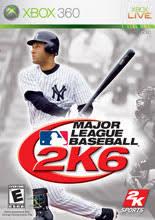 Backyard Baseball Xbox 360 Major League Baseball 2k6 For Xbox 360 Gamestop