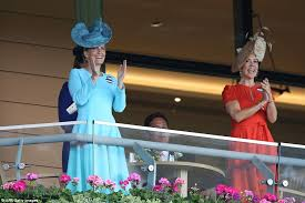 kate middleton and prince william make royal ascot