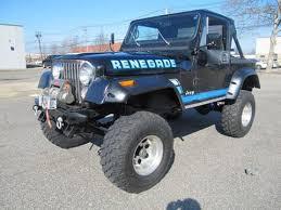 jeep gray blue jeep cj 7 for sale carsforsale com