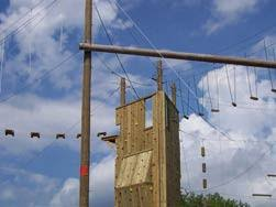 With Challenge Challenge Courses Indoor Climbing Courses Outdoor Climbing
