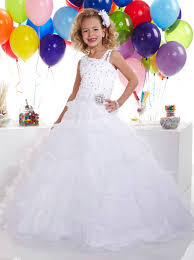 beaded princess lovely ruched long halter white cheap paceant