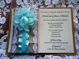 customized invitations baby shower invitations premium customized invites shabby chic