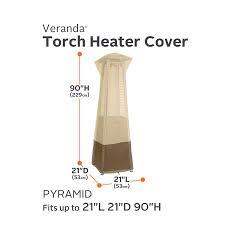 cover for patio heater amazon com classic accessories 55 341 011501 00 veranda cover