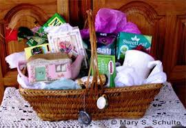 senior citizen gifts easy make a gift basket ideas