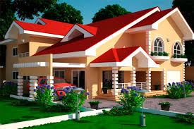 six bedroom house house plans ghana 3 4 5 6 bedroom house plans in ghana