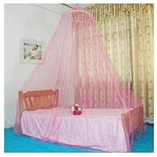 Lace Bed Canopy Sodial Tm Pink Lace Mosquito Bed Canopies
