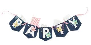 party banner party pocket banner we r memory keepers