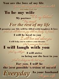 wedding quotes second marriage wedding vows exles best 25 wedding vows exles ideas on