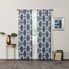 blackout black curtains u0026 drapes window treatments the