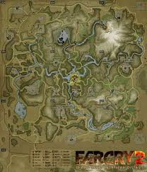 Nd Map Image Fc2 Map Nd Diamond Cases Jpg Far Cry 2 Wiki Fandom
