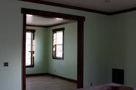 paint colors for dining room with dark wood trim painting best