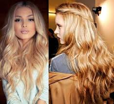 long blonde highlighted hairstyles blonde highlights and