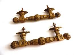 antique brass cabinet hardware set of 2 antique brass cabinet pulls piano handles antique door