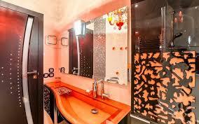 orange bathroom ideas this is 10 modern bathroom designs and ideas in orange color read