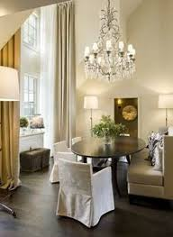 Transitional Decorating Blogs Kelly Wearstler Euro Pleated Drapes In Channels By Lynnchalk