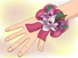 6 ways to make a baby shower corsage wikihow