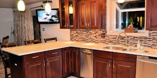 kitchen cabinet how much does kitchen cabinet refinishing cost