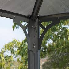 15 X 15 Metal Gazebo by Gazebos Shop At Hayneedle Com