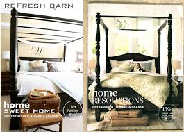 Pottery Barn Magazine Subscription Bedroom Makeover Pottery Barn Inspired Refresh Restyle